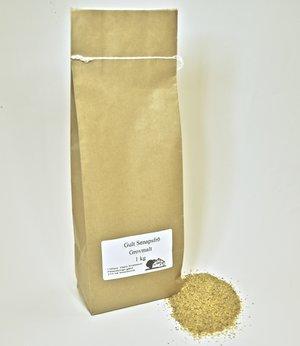 Gult senapsfrö grovmalt 1 kg